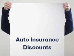image of auto insurance discounts